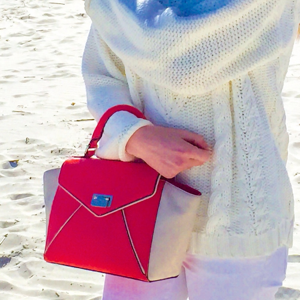 Bright Envelope Crossbody