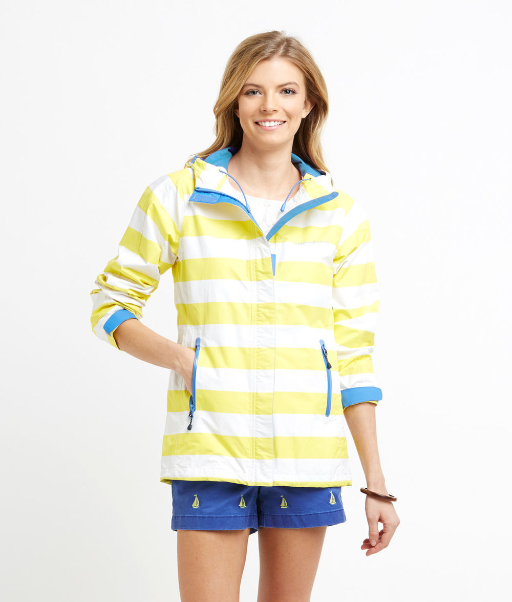 Vineyard Vines | Wide Striped Stow & Go
