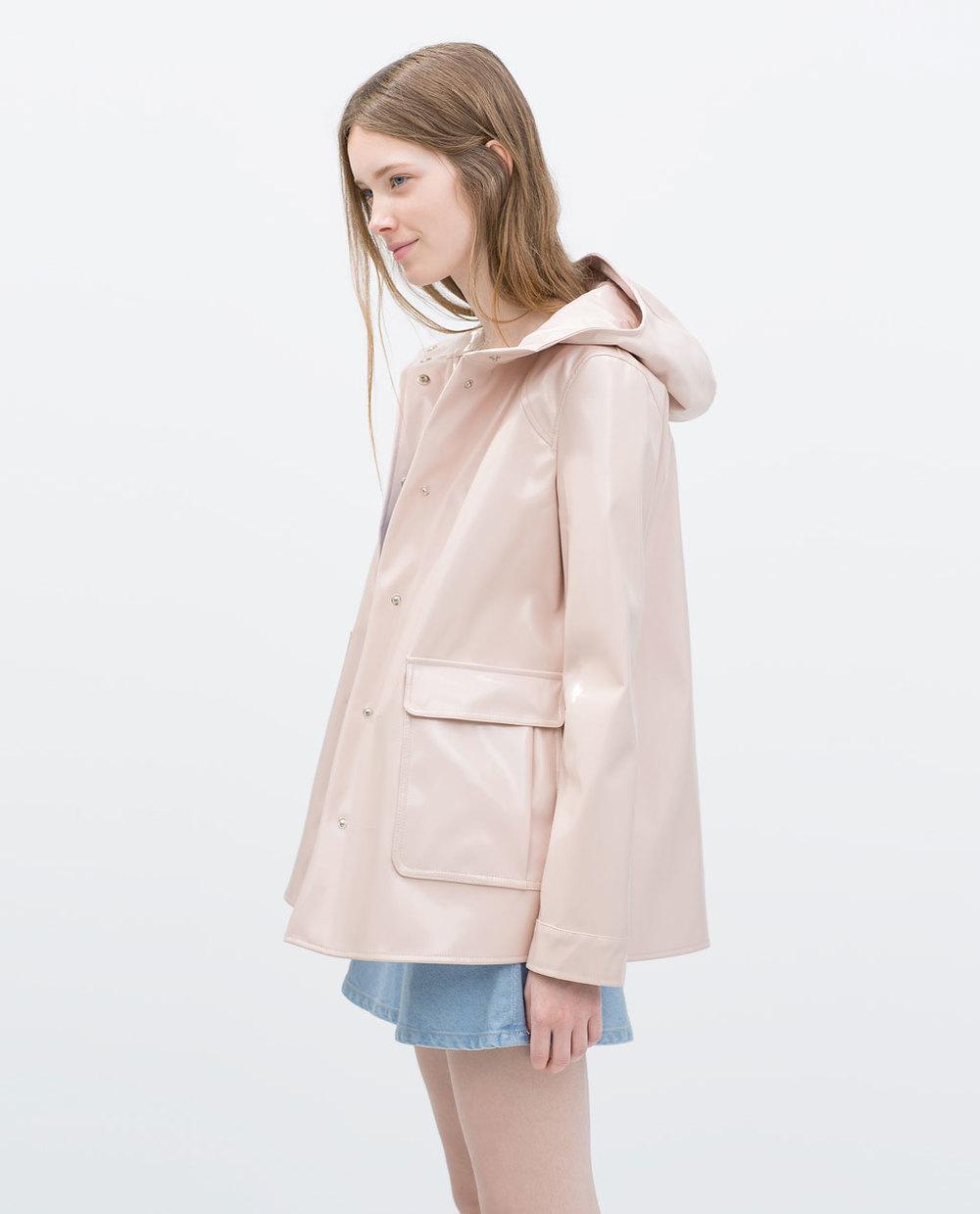 Zara | Raincoat