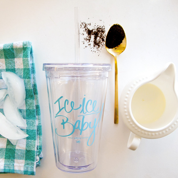 Ashley Brooke Designs | Ice Ice Baby Tumbler