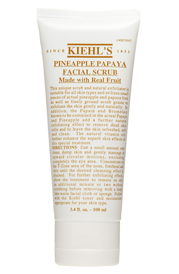 Kiehl's Since 1851 | Pineapple Papaya Facial Scrub