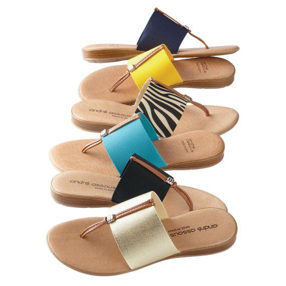 André Assous 'Nice' Sandal