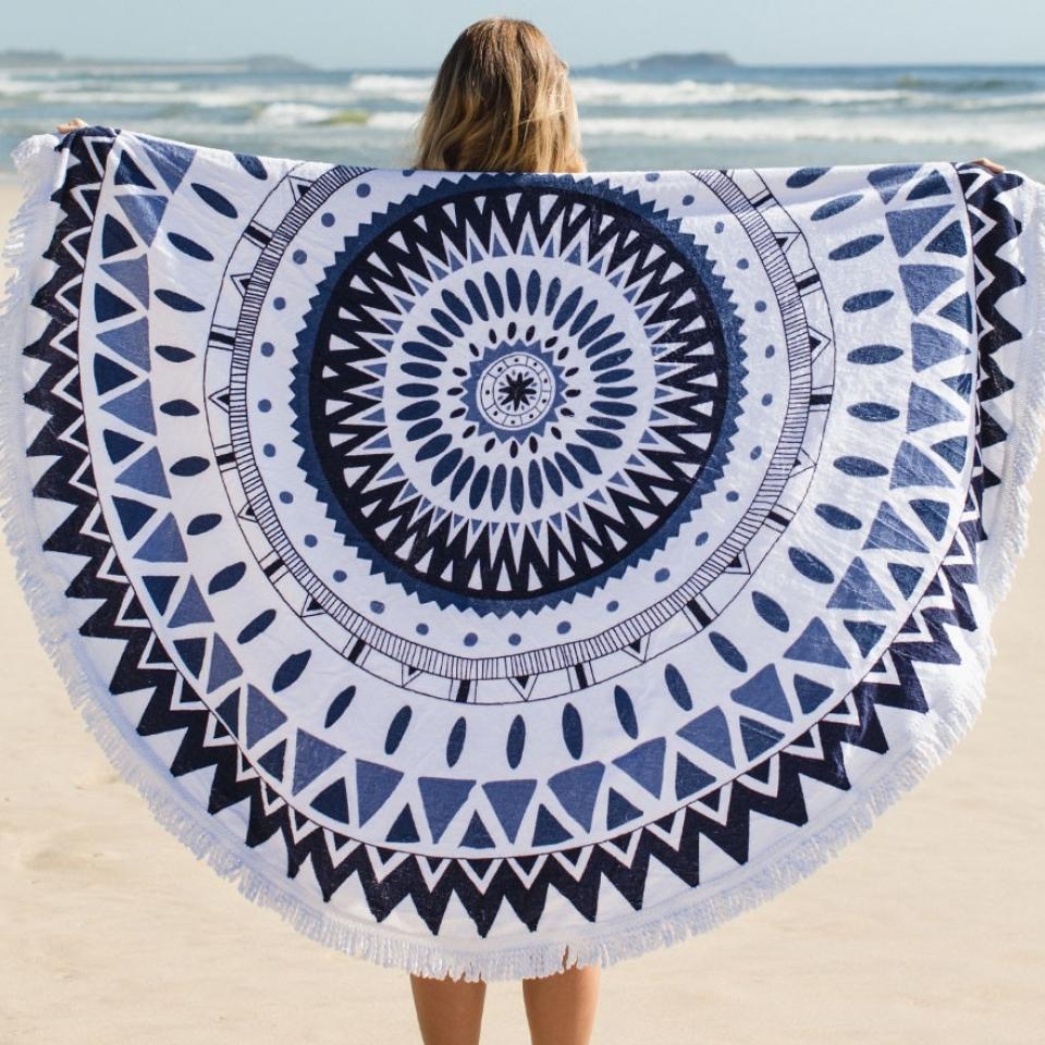 Majorelle Towel