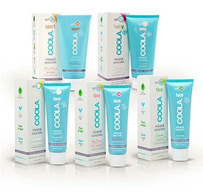 COOLA Mineral Collection
