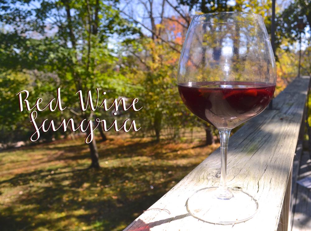 Fall/Winter Sangria | Hello Darlings