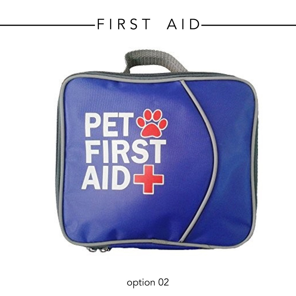 JoJo Modern Pets Essential Pet First Aid Kit - $35.49