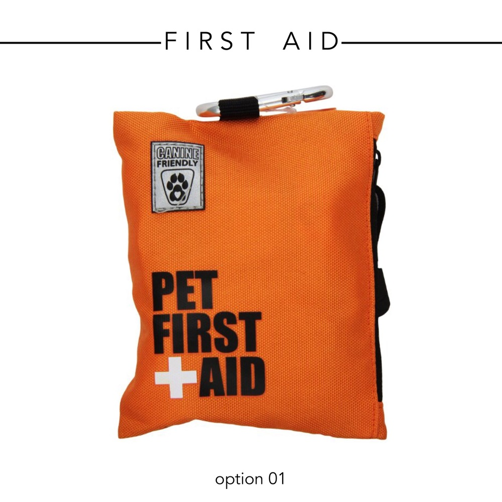 Canine Friendly Pocket Pet First Aid Kit - $12