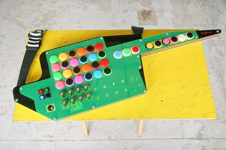 Juneau Projects midi controller
