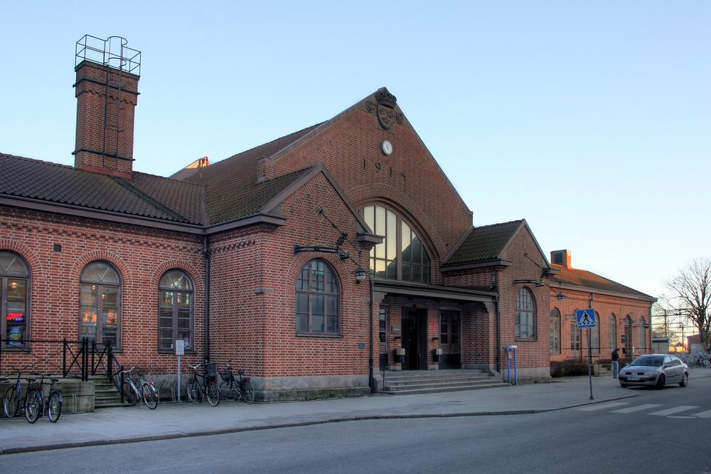 Eslövs stationshus