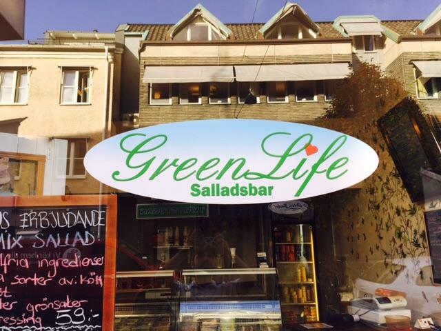 Bild: Kurdi Kara, personal på Green Life