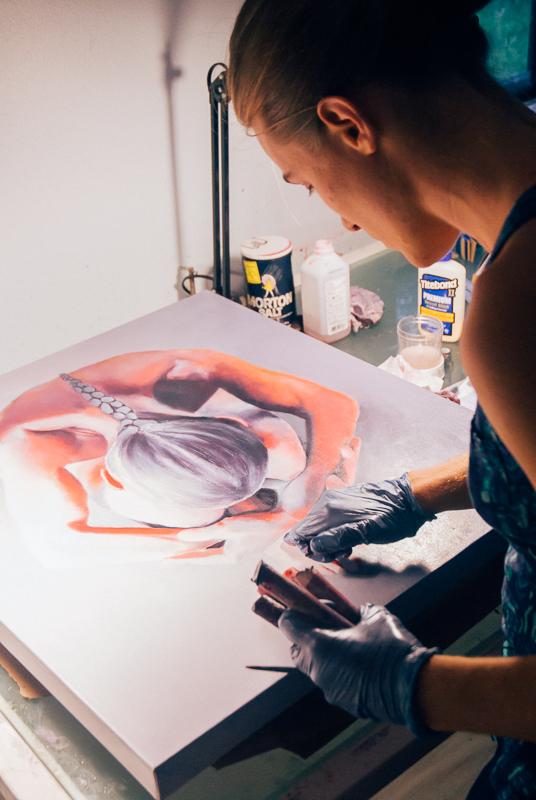 Megan Merrill Art
