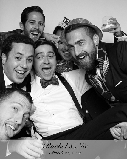 Photo booth rental /Shake And Share Media