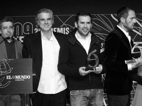 Premis Tendències Premio Industria Emergente 2009