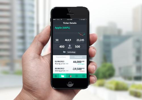 QStocksTracker QStocksTracker. Es una aplicación para dispositivos móviles, que permite controlar el valor de los activos financieros invertidos en bolsa, a lo largo del tiempo mediante un interfaz sencillo e intuitivo.