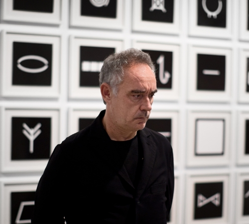 FerranAdrià: auditando el proceso creativo