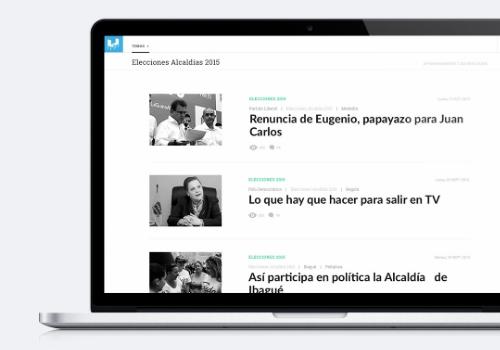 La Silla Vacía La Silla Vacía. La Silla Vacía es un medio informativo e interactivo para las personas interesadas en la actualidad política colombiana.