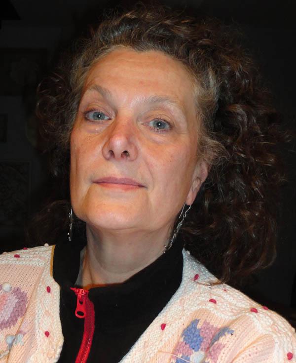 Her portrait: Penni Holdham