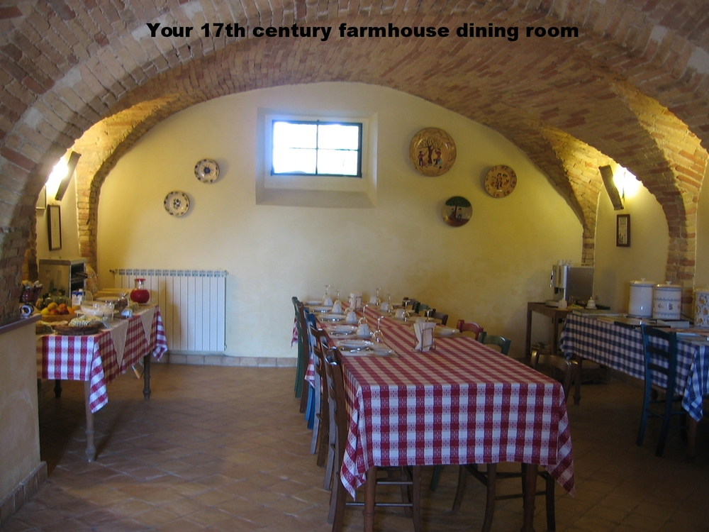 Your 17th century farmhouse accommodation.JPG