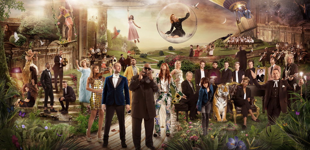 GOD ONLY KNOWS FOR BBC