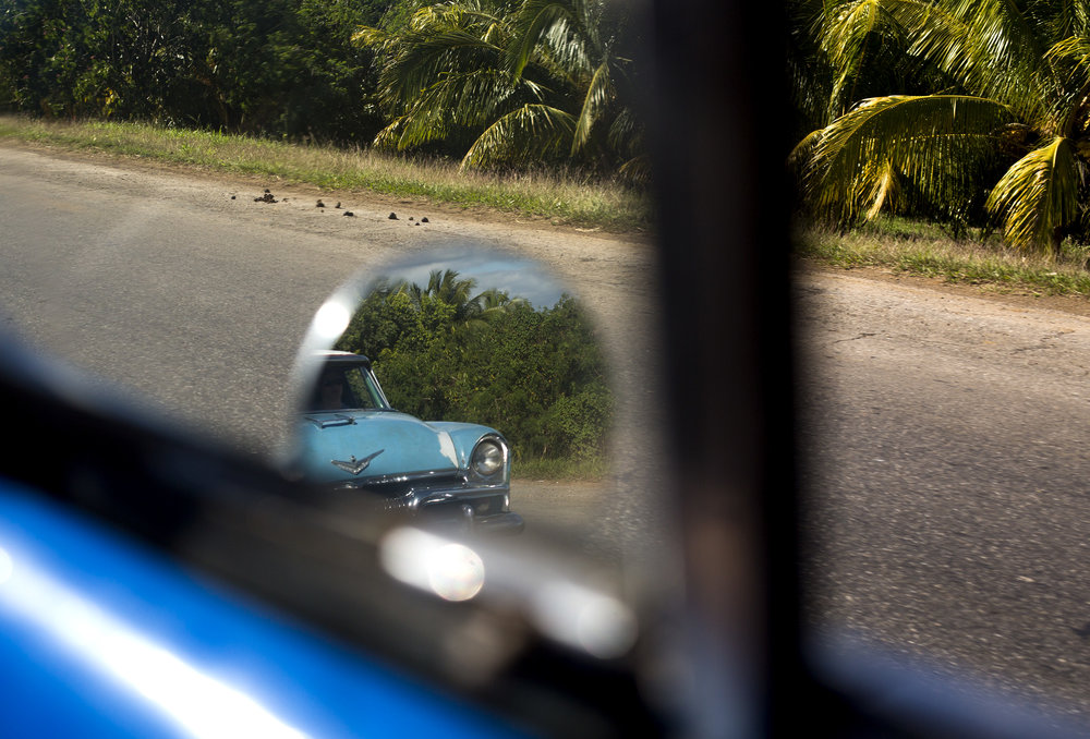 Between Havana and Viñales, Cuba.