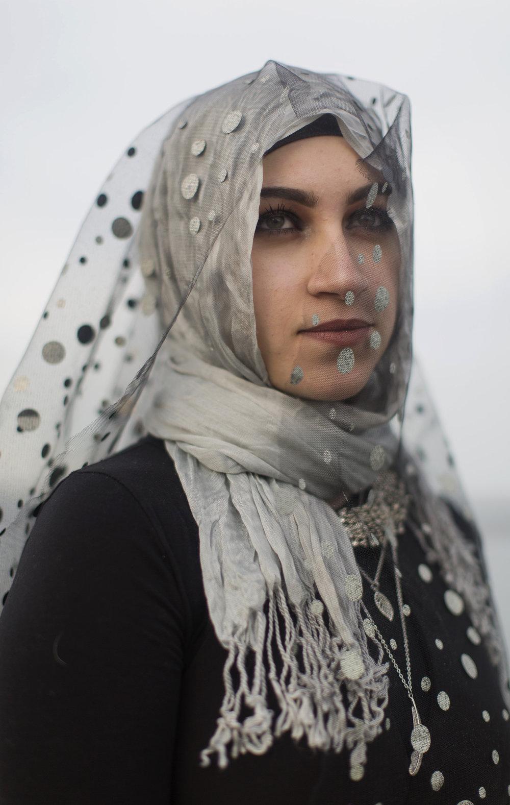 Mouna Abdelkader.