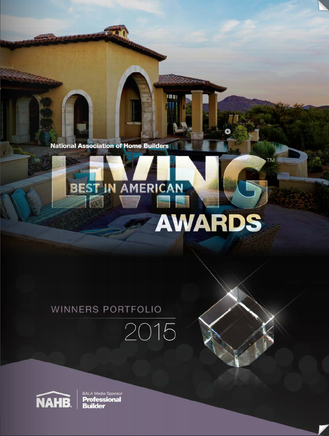 V iew a complete list of award winning projects in the  Winners Portfolio