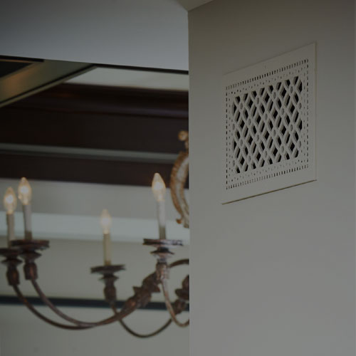 PRECISIONCUT - Carefully fabricated by a state-of-the-art CNC router and then hand sanded by a skilled craftsman, each grille displays a perfectly cut decorative edge and design.