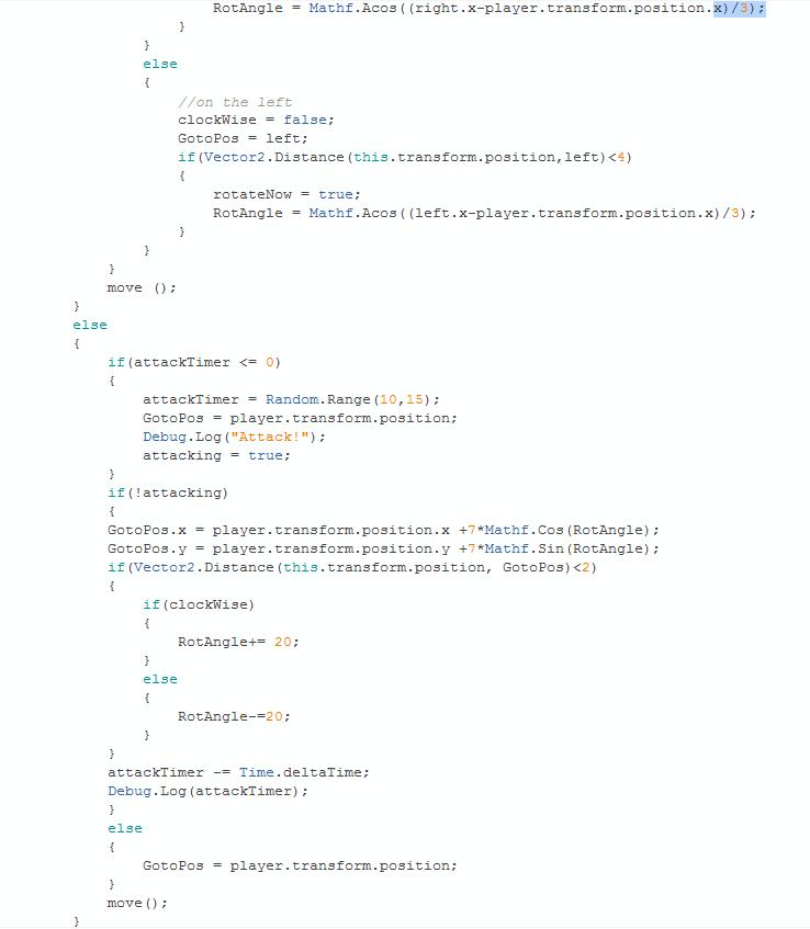 circle code part 2