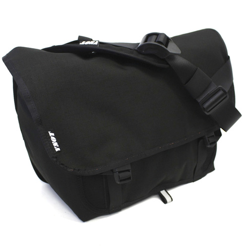 f2825793f9f Courselle Cycles YNOT Junction Messenger Bag Black