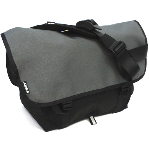 9e079ef9747 YNOT - Junction Messenger bag. Courselle Cycles YNOT Junction Messenger Bag  Black