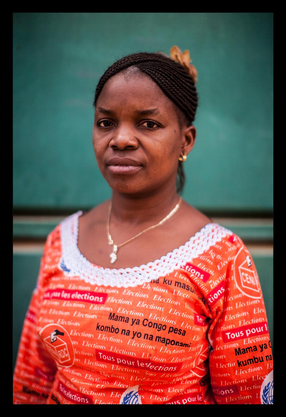 Portrait of an activist