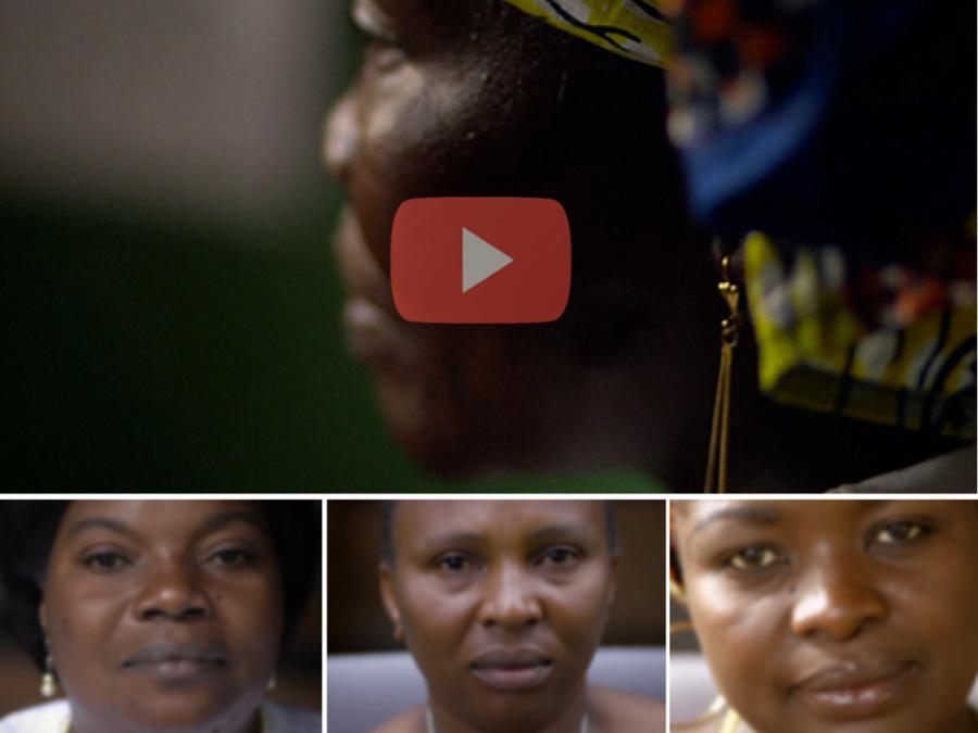 Watch: Women of Congo Speak Out