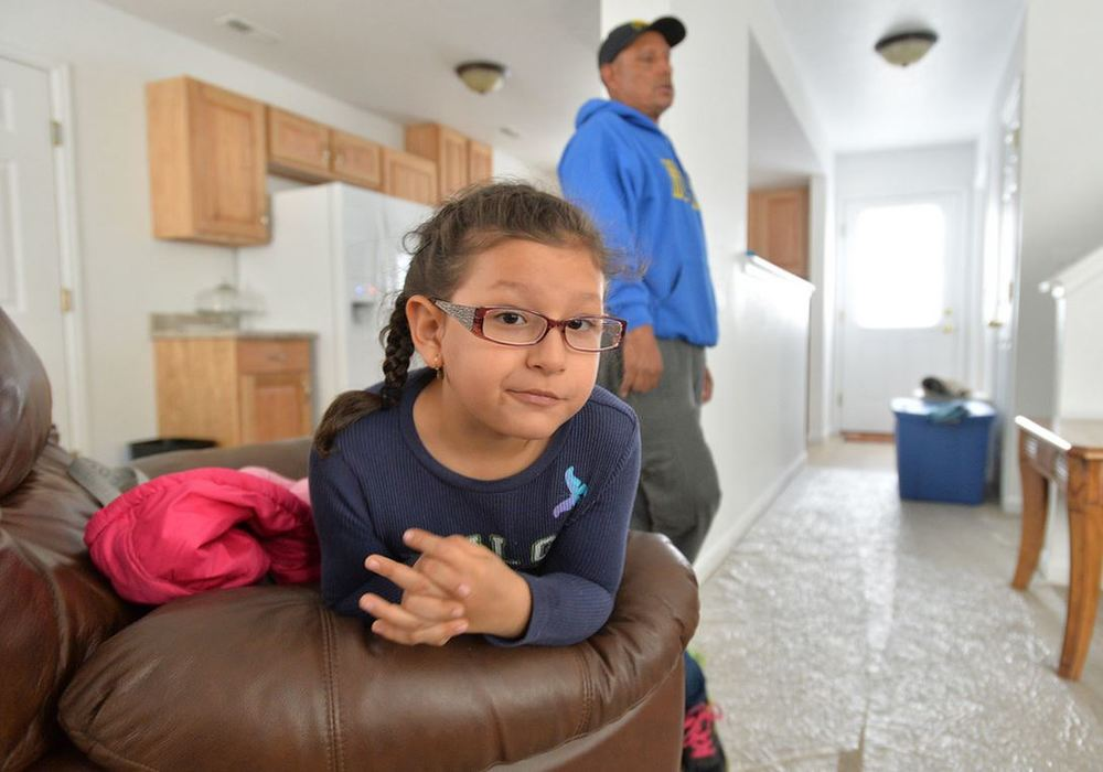 Click on the photo to read more about the Soto family's story and about how Habitat is helping the community ReBuild and rebound from the 2013 flood.