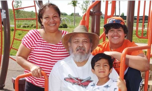 Click to read more about the Vasquez family's return to Lyons! Click here to read the story in Spanish.