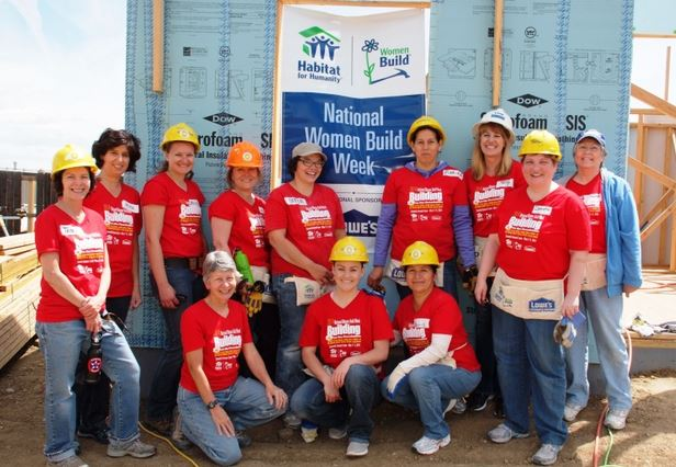 HFHSVV took part in National Women Build Week in the beginning of May. Click here to read about it in the Longmont Times Call.