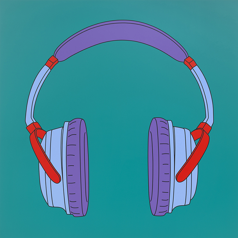 Untitled (headphones)