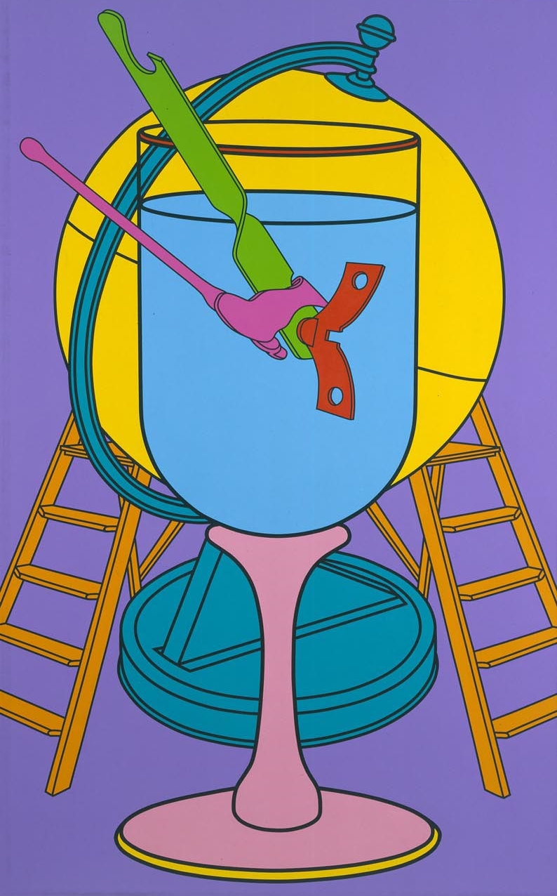Untitled (wine glass)