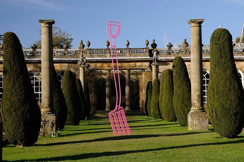 Pitchfork (pink)