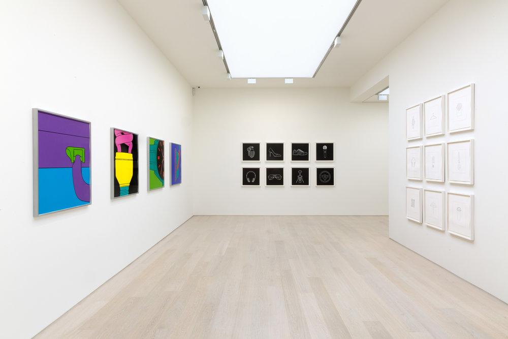 Michael Craig-Martin Quotidian_Alan Cristea Gallery 2017 installation. Photo FXP Photography (5)~hi.jpg