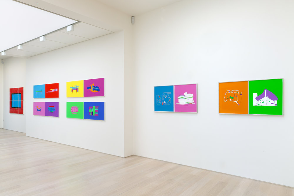 Michael Craig-Martin Quotidian_Alan Cristea Gallery 2017 installation. Photo FXP Photography (9)~hi.jpg