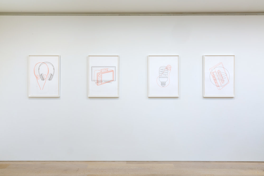 Michael Craig-Martin Quotidian_Alan Cristea Gallery 2017 installation. Photo FXP Photography (13)~hi.jpg