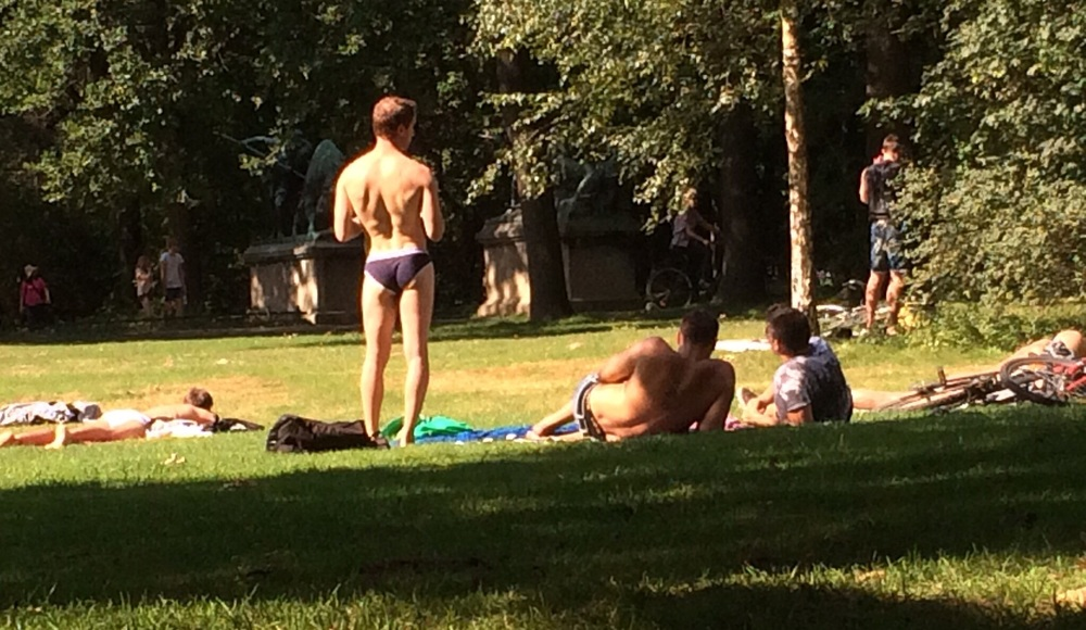 Tutenwiese, Tiergarten