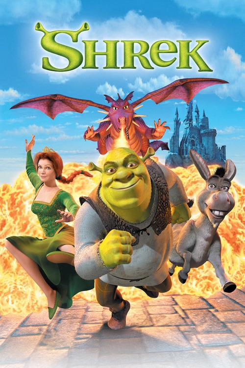 Shrek 11/1 - 11/2