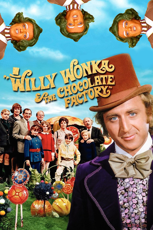 Willy Wonka & the Chocolate Factory 11/1 - 11/4