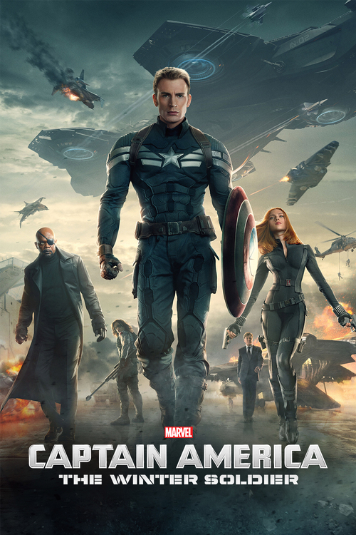 Captain America: The Winter Soldier 11/11