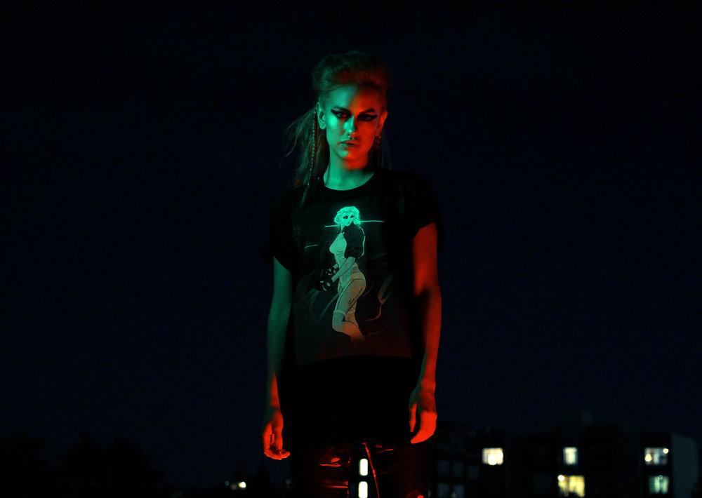 Beikuo / Alexander Barna  Dani Mattar/ Katie Mattar  Alexander Barna/ Apple Elizabeth Drysdale - Akade Wear FW16