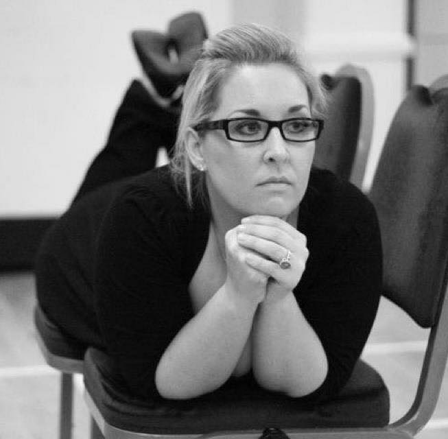 Nicole, in a rare moment of contemplation  (Photo courtesy of  Front of House Photography )