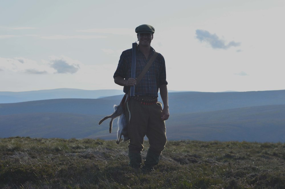 Hare Shoot Scotland