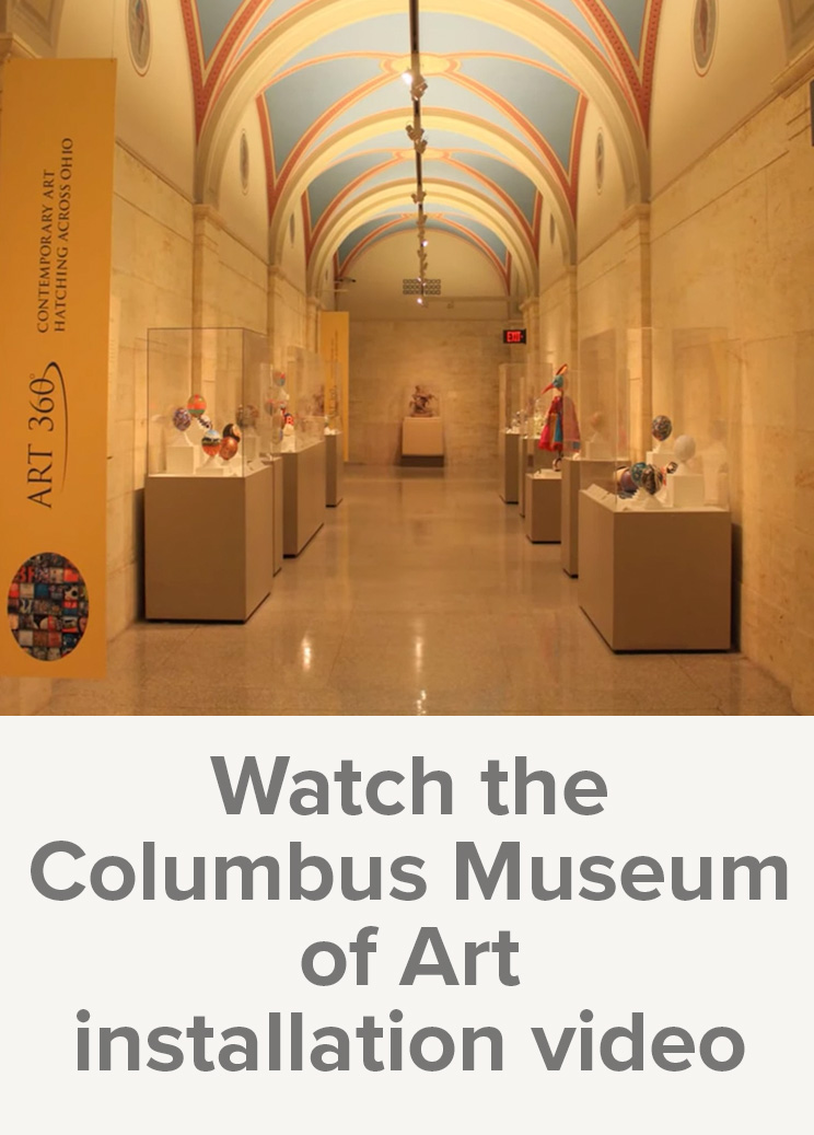 Watch the video, courtesy of the Greater Columbus Arts Council