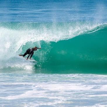 Peter De Simone -- Surf Instructor